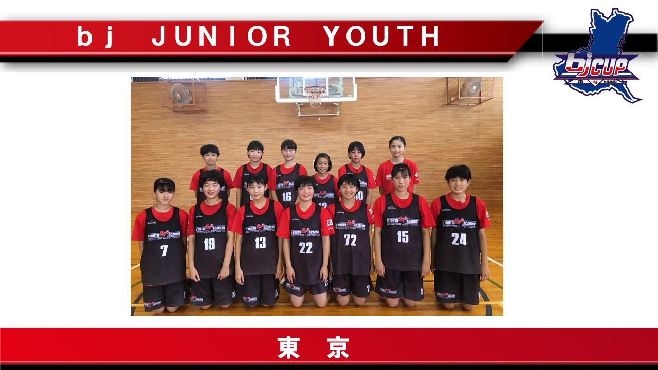 bj JUNIOR YOUTH
